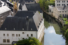 Le Luxembourg du centre Photo stock