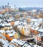 Le Luxembourg du centre Photos libres de droits