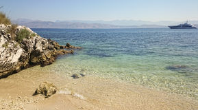 le méditerranéen Image libre de droits