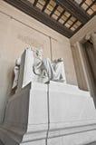 Le mémorial de Lincoln au mail dans le C.C, Etats-Unis photos stock