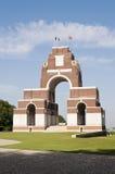 Le mémorial de Thiepval Image libre de droits