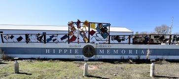 Le mémorial hippie Photographie stock libre de droits
