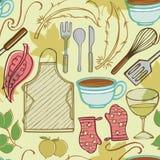 Le ménage de cuisine objecte 2 Photo libre de droits