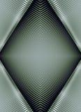 Le métal brillant donne à des configurations une consistance rugueuse illustration de vecteur
