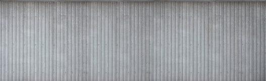 Le métal lambrisse la texture image stock