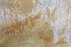 Le macro abrégé sur grunge Art Background Rainbow Colored Tie fond de toile a teint le tissu illustration stock