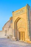 Le madrassa médiéval Photographie stock libre de droits