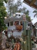 Le magasin de sorcière de mer image libre de droits