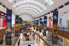 Le mail de Dubaï Photo libre de droits