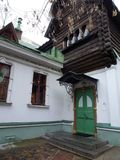 Le maison-musée de l'artiste Vasnetsov Image stock