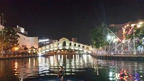 Le Malacca @ Melaka Image libre de droits