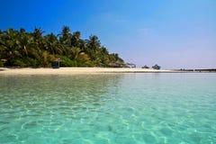 Le Maldive Fotografie Stock Libere da Diritti