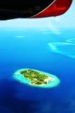 Le Maldive Fotografie Stock