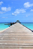 Le Maldive Immagine Stock