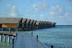 Le Maldive Immagini Stock