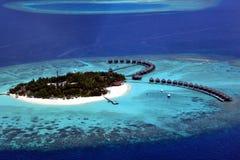 Le Maldive Asia Fotografie Stock Libere da Diritti