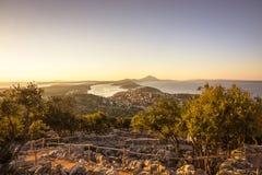 Le Mali Losinj, Croatie photographie stock