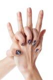 Le mani delle donne Immagine Stock Libera da Diritti