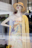 Le mannequin factice du tailleur Images stock