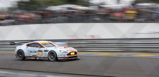 Le Mans Aston Marting Royalty Free Stock Images