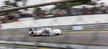 Le Mans Audi número 2 Foto de archivo