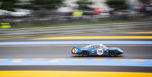 Le Mans Stock Photo