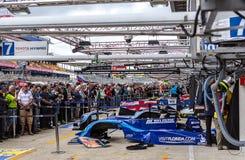 Le Mans Stock Image