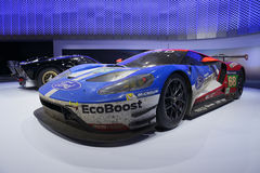 Le Mans Ford Royalty Free Stock Photography
