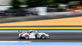 Le Mans Porsche Fotografía de archivo libre de regalías