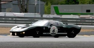 Le Mans Racing Car Circuit Stock Photo