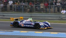 Le Mans Racing Cars Stock Image