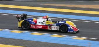 Le Mans Racing Cars Stock Photo