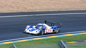 Le Mans-Rennwagen Stockfotografie