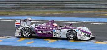 Le Mans-Rennwagen Stockfotos