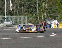 Le Mans-Rennwagen Stockbild