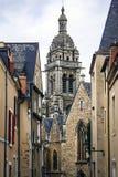 Le Mans, Sarthe, países del Loira, Francia Imagenes de archivo