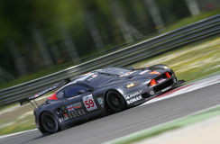 Le Mans Series Aston Martin DBR9 Royalty Free Stock Photos