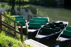 Le marais de Poitevin photos stock