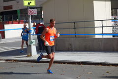 Le marathon 2014 de New York City 84 Image libre de droits