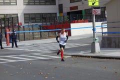 Le marathon 2014 de New York City 85 Photographie stock libre de droits
