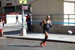 Le marathon 2014 de New York City 87 Images libres de droits
