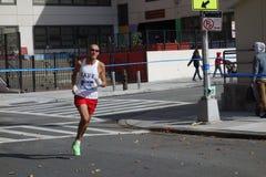 Le marathon 2014 de New York City 90 Images stock