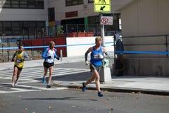 Le marathon 2014 de New York City 96 Photographie stock libre de droits
