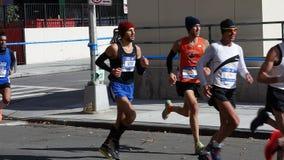 Le marathon 2014 de New York City 97 Images libres de droits