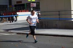 Le marathon 2014 de New York City 107 Images stock