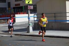 Le marathon 2014 de New York City 139 Photographie stock