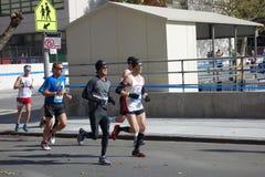 Le marathon 2014 de New York City 145 Image stock