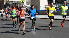 Le marathon 2014 de New York City 153 Image stock