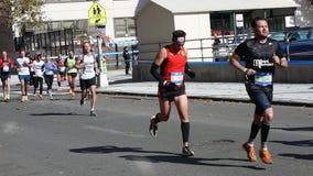 Le marathon 2014 de New York City 161 Images libres de droits