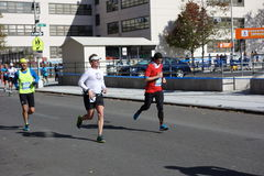 Le marathon 2014 de New York City 169 Photo stock